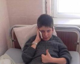Неизлечимо больной 12-летний мальчик из Мукачево прошел по Карпатам 150 км ради спасения гор от вырубки