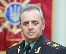 Боевой генерал: Глава Генштаба ВСУ Виктор Муженко принял участие во флешмобе по отжиманию