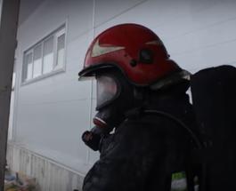 В Тернополе загорелся торговый центр: эвакуировали 150 человек