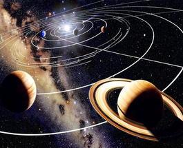 Симфония космоса: опубликовано видео, как звучат планеты Солнечной системы