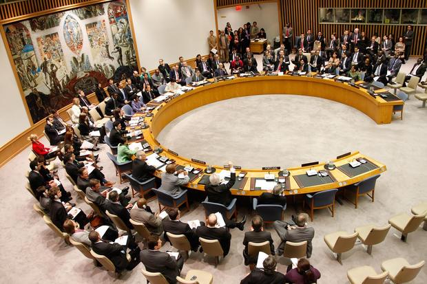 СБООН принял подготовленную Россией резолюцию поСирии