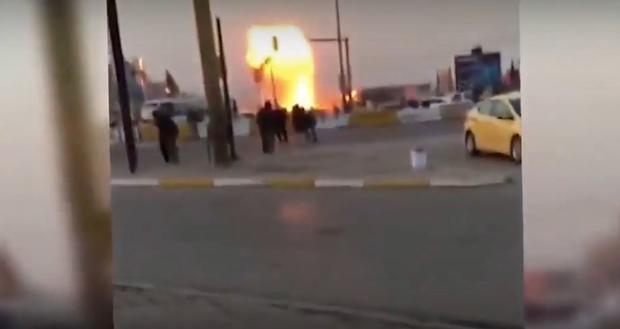 Три взрыва вБагдаде забрали жизни неменее 40 человек