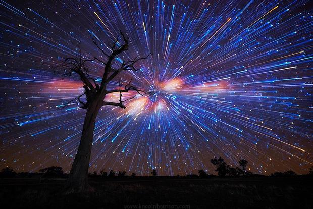 Метеоритный дождь можно будет увидеть вночь на4января