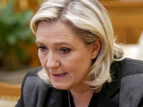 ВСБУ отреагировали наскандальное объявление оКрыме кандидата впрезиденты Франции