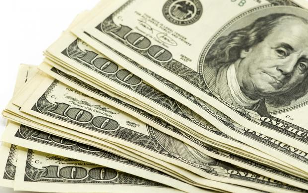Нацбанк укрепил курс гривни на50 копеек