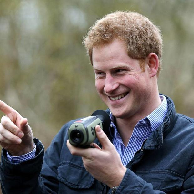 Принц Гарри познакомился с родителями возлюбленной