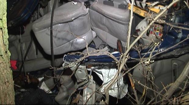 Вавтокатастрофе наХарьковщине погибли шесть человек