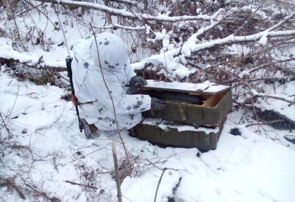 Боевики заминировали водовод «Северский Донец-Донбасс»,— штаб АТО