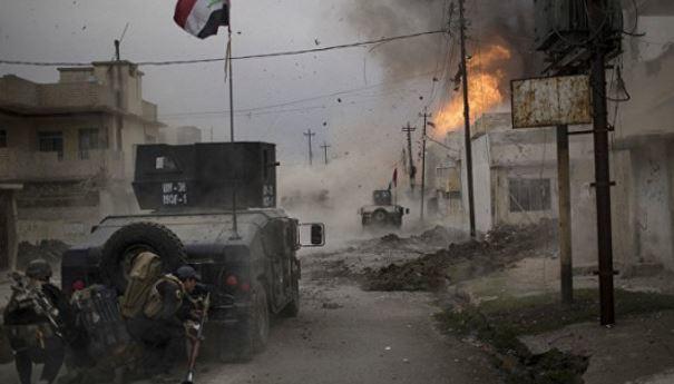 Битва заМосул: ИГИЛ потеряло основной район города