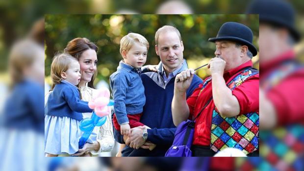 Кейт Миддлтон празднует юбилей вокружении семьи