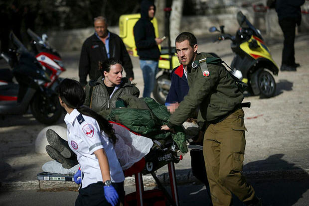 По предварительным сведениям, украинцев среди пострадавших втеракте вИзраиле нет