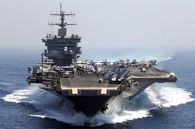 Трамп планирует потратить $5 млрд на ВМФ