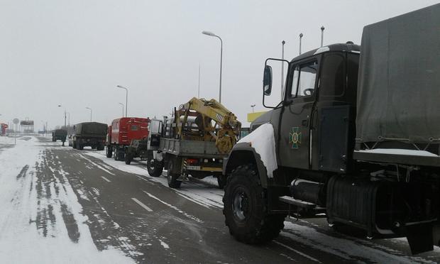 ВОдесской области обнаружили тело замерзшего пограничника