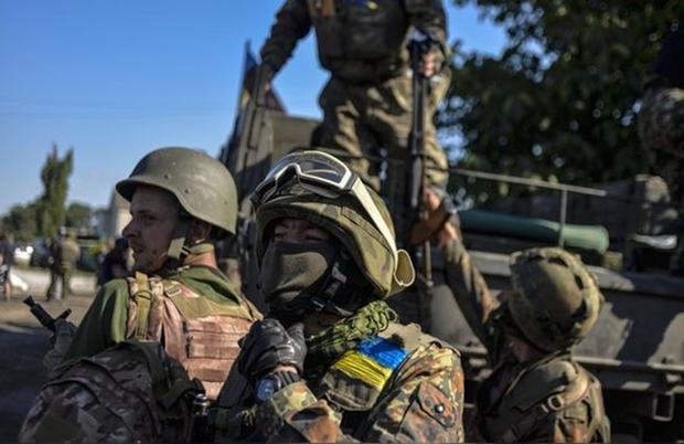 Сепары потом сообразили: украинские военные заняли новые позиции наДонбассе