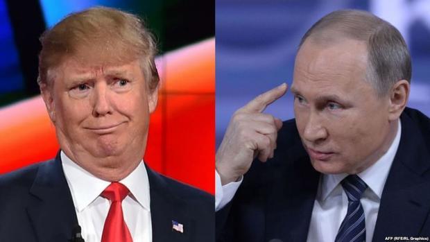 «Российский компромат» наТрампа: Янукович тайно сталкивался сПутиным