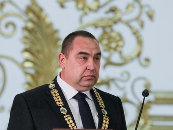 Руководитель  ЛНР сравнил Порошенко спастушком изпритчи