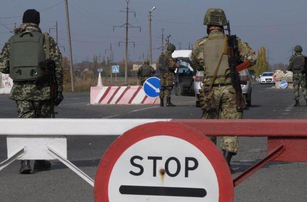Жителям неподконтрольных территорий сапреля будут выдавать украинские паспорта наблок-постах