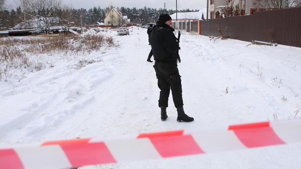ВКиеве около подъезда убили мужчину