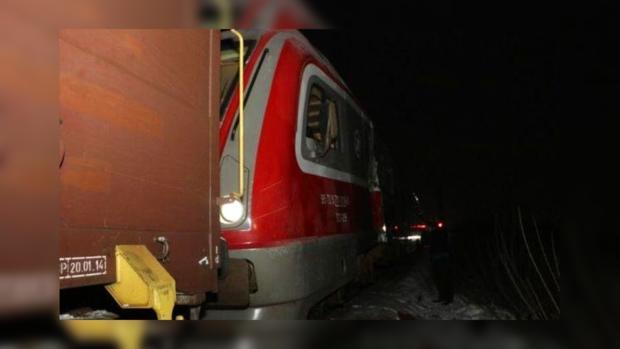Встолкновении поездов вСербии пострадали 22 человека
