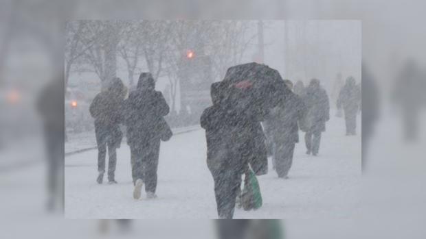 Снег, дождь игололед: ккакой погоде готовиться украинцам своскресенья