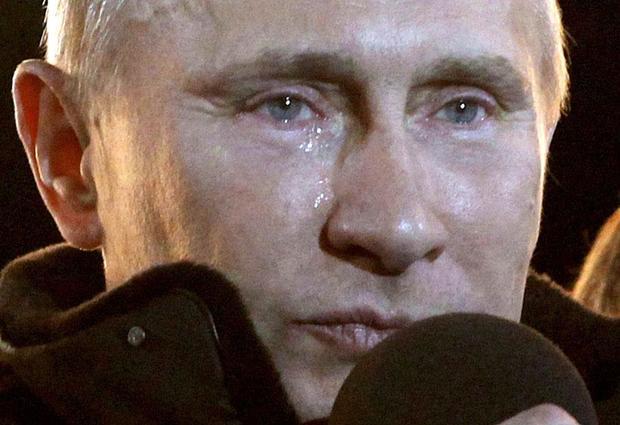 В. Путина попросили устранить «плохое правительство» Мексики