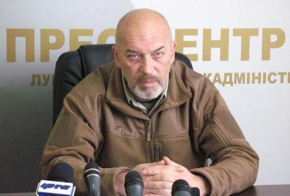 Тука: настоящий процесс освобождения Донбасса начнется осенью