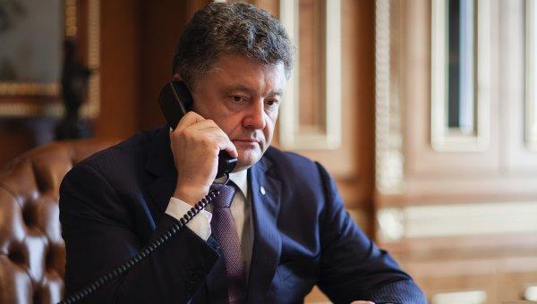 Порошенко: Промедление ввопросе безвиза сЕС подрывает веру украинцев вЕвропу