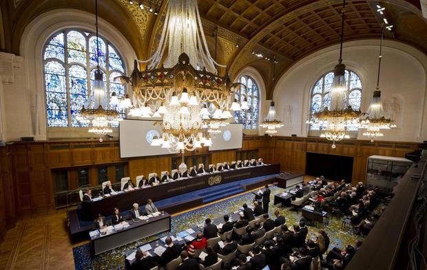 Иск украинской столицы вМеждународный суд ООН преследует политические интересы— МИД
