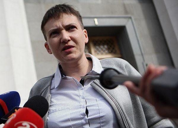 Комитет Рады по задачам нацбезопасности поддержал исключение Савченко