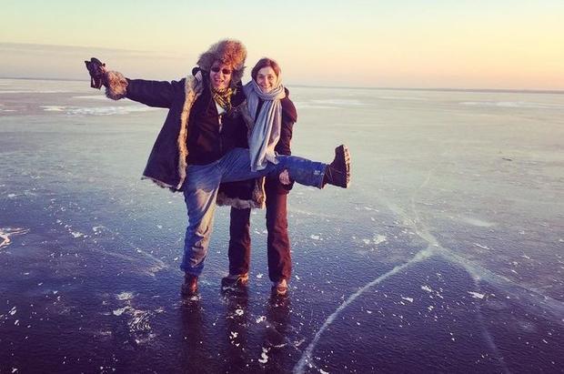 Артист Иван Охлобыстин намекнул, что будет отцом в 7-мой раз