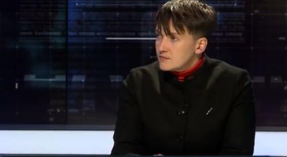 Савченко: Режим Порошенко уничтожает неугодных