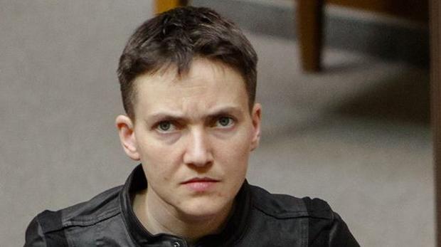 Савченко исключили изКомитета понацбезопасности Верховной рады