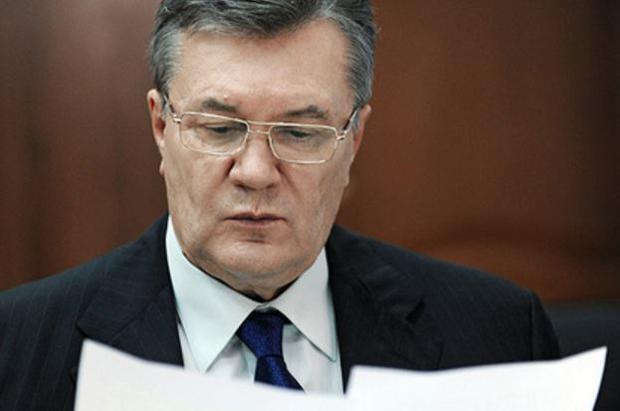Янукович назвал организаторов расстрела людей намайдане