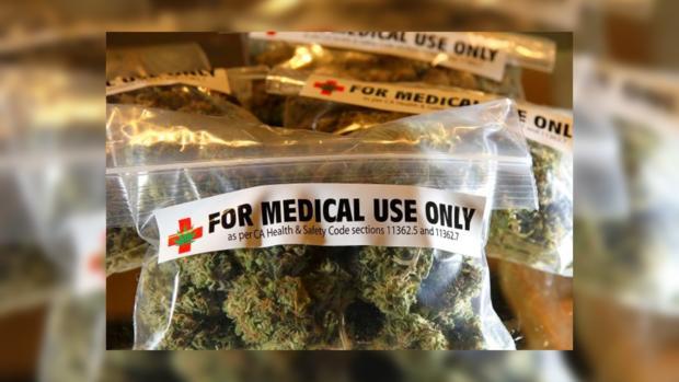 ВФРГ разрешили курить марихуану