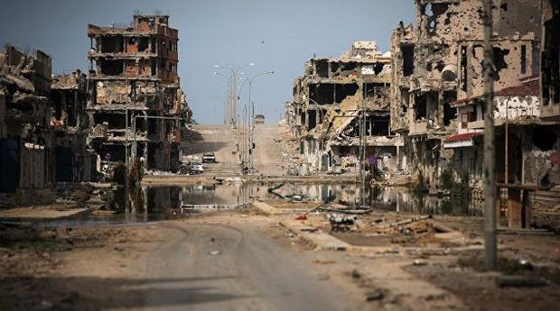 Пентагон объявил обуничтожении вЛивии 2-х лагерей боевиковИГ