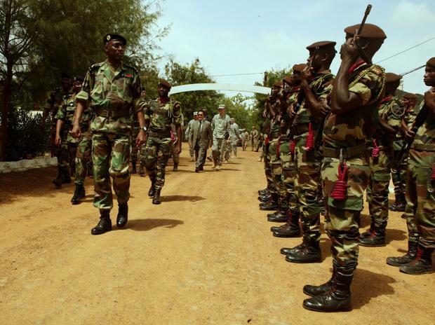 СБООН призвал передать власть вГамбии избранному президенту Адаме Барроу
