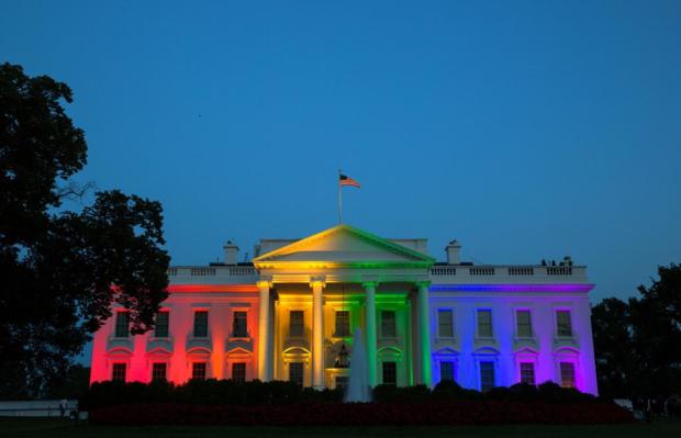 Раздел позащите прав геев пропал ссайта Белого дома— США