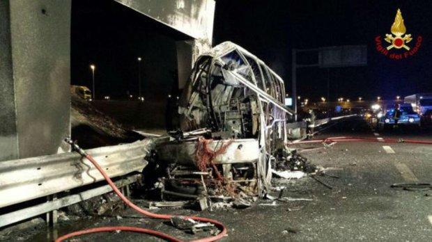 Полтора десятка человек погибли в итоге ДТП вИталии
