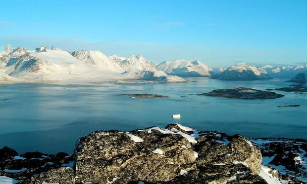 Ученые: температура Мирового океана поднялась домаксимума за млн лет