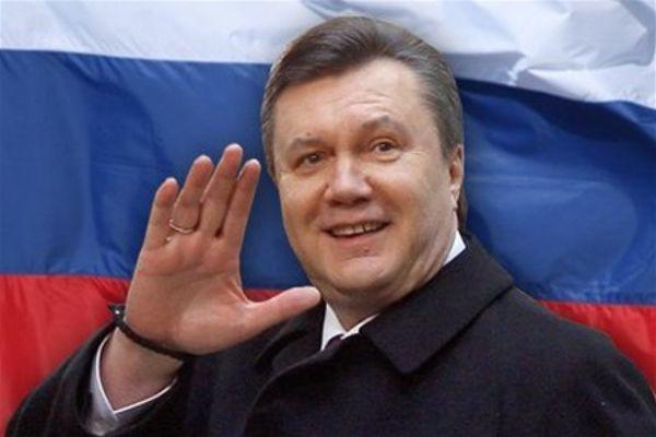 Охрана рассказала скем бежал Янукович