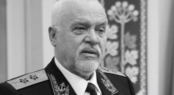 Скончался экс-командующий ВМС Украины