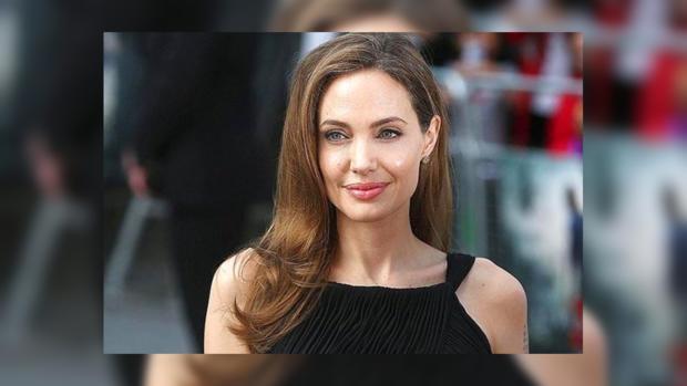Анджелина Джоли стала лицом рекламной кампании аромата Guerlain