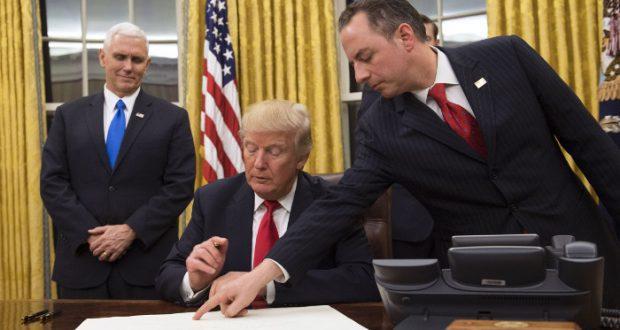 Трамп возродил строительство 2-х нефтепроводов вСША