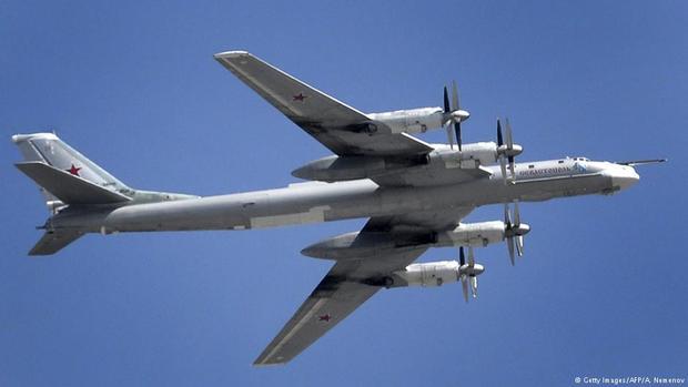 Япония подняла истребители против российских бомбардировщиков