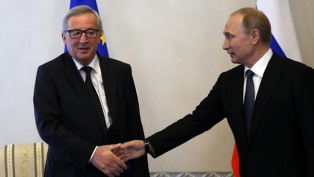 Вданный момент невремя для снятия санкций с Российской Федерации — ЕК