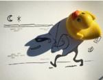 Удивительное искусство: режиссер создает уникальные иллюстрации с помощью тени