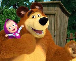 Маша и Медведь новая серия-сборник с любовью