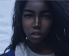 «Черная Барби»: школьница с нереальной внешностью покорила Инстаграм
