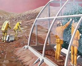 Колонизация Марса: как будет выглядеть первый город на Красной планете