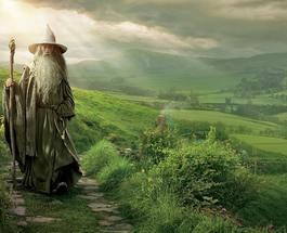 Красивые фото природы: Гендальф из